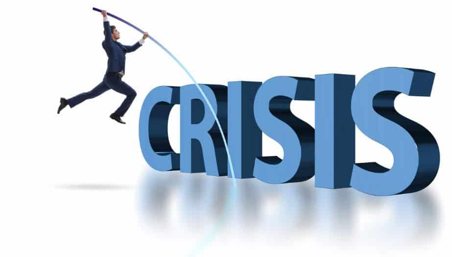 recessie op komst