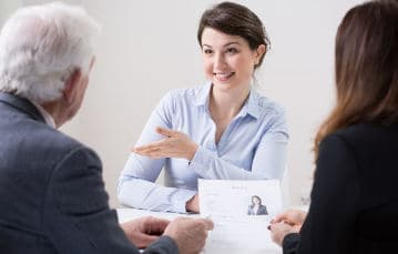 Sollicitatiegesprek training